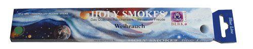 Holy Smokes, Blue Line, Weihrauch