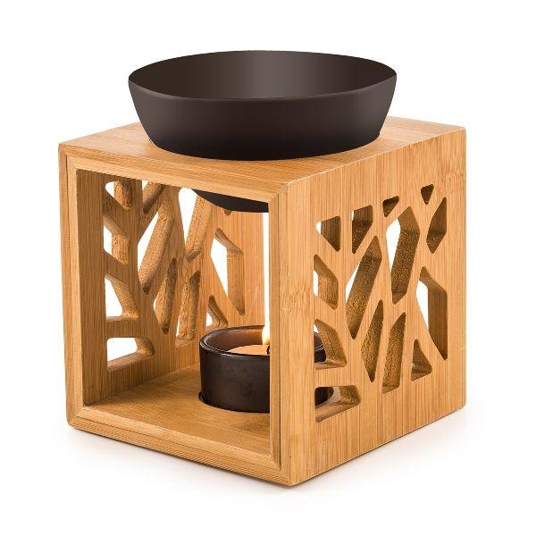 Pattern, Duftlampe Bambus-Keramik