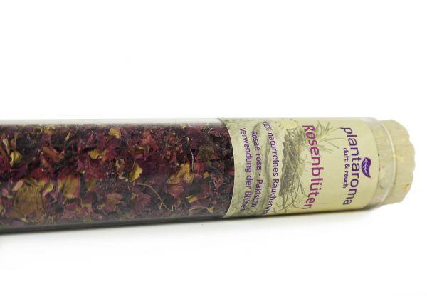 Rosenblüten, 100 % naturreines Räucherwerk