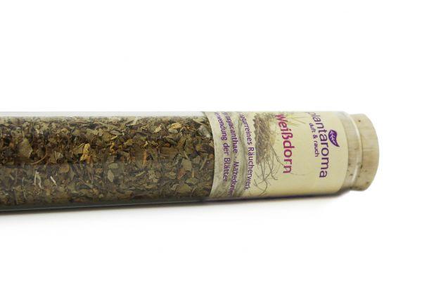 Weißdornblätter, 100 % naturreines Räucherwerk
