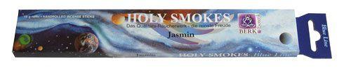 Holy Smokes, Blue Line, Jasmin