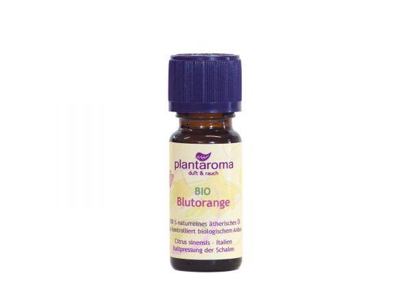 Blutorange BIO, 100 % naturreines ätherisches Öl