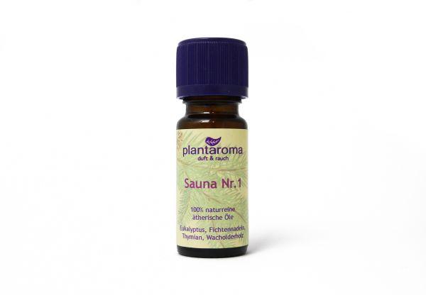 Sauna Nr. 1, 100 % naturreine ätherische Öle