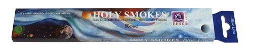 Holy Smokes, Blue Line, Rose