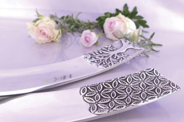 Räucherstäbchenhalter Blume des Lebens