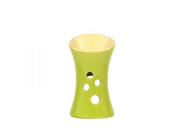 Duftlampe Colore, Keramik, grün