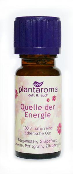 Quelle der Energie, Düfte für die Seele, 100 % naturreine ätherische Öle