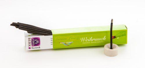 Holy Smokes, Green Line, Weihrauch
