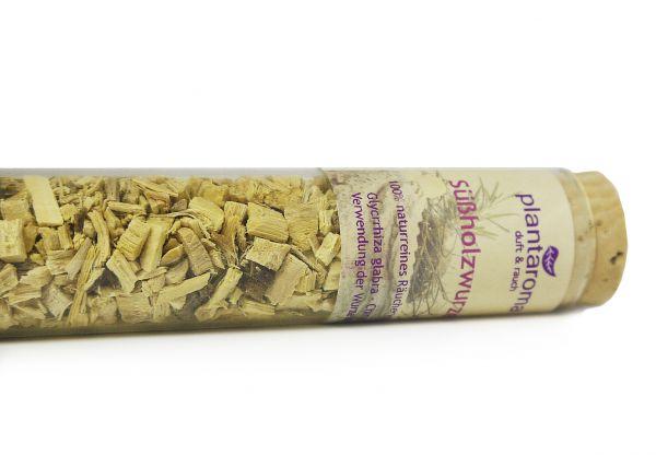 Süßholzwurzel, 100 % naturreines Räucherwerk