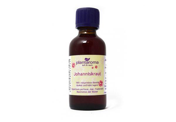 Johanniskraut, 100 % naturreines Basisöl