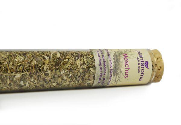 Moschuskraut, 100 % naturreines Räucherwerk