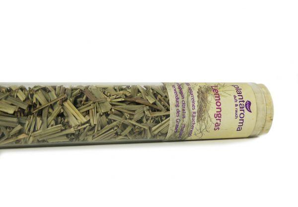Lemongrass, 100 % naturreines Räucherwerk