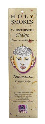 Holy Smokes, Chakra Line, Sahasrara, Kronen-Chakra