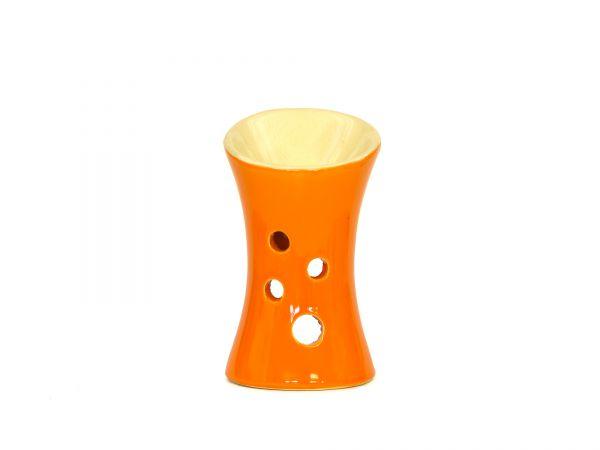 Duftlampe Colore, Keramik, orange