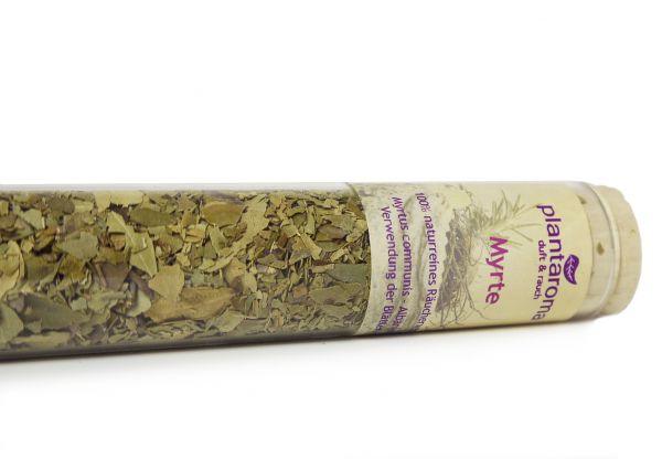 Myrtenblätter, 100 % naturreines Räucherwerk