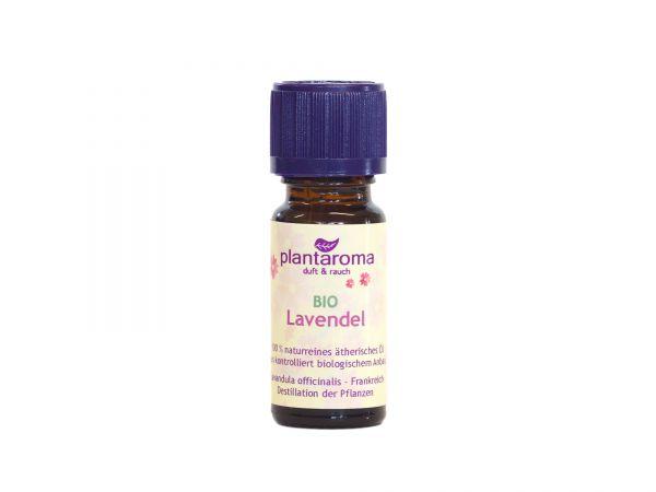 Lavendel BIO, 100 % naturreines ätherisches Öl