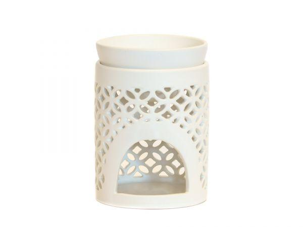 Aromalampe White, Keramik