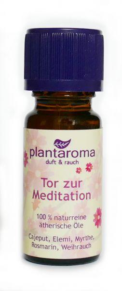 Tor zur Meditation, Düfte für die Seele, 100 % naturreine ätherische Öle