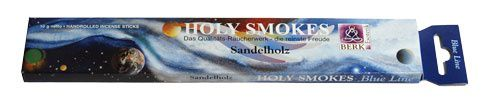 Holy Smokes, Blue Line, Sandelholz