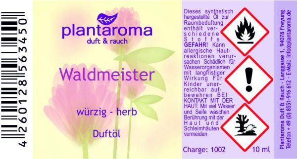Waldmeister, Duftöl