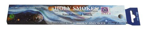 Holy Smokes, Blue Line, Sandelholz Moschus