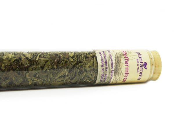 Pfefferminzblätter, 100 % naturreines Räucherwerk