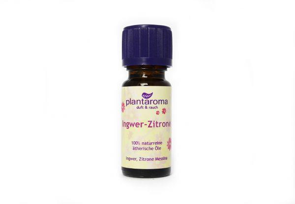 Ingwer-Zitrone, Lieblingsmischung, 100 % naturreine ätherische Öle