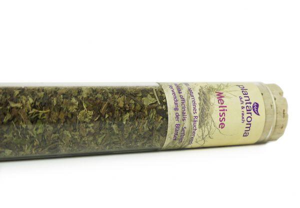 Melissenblätter, 100 % naturreines Räucherwerk