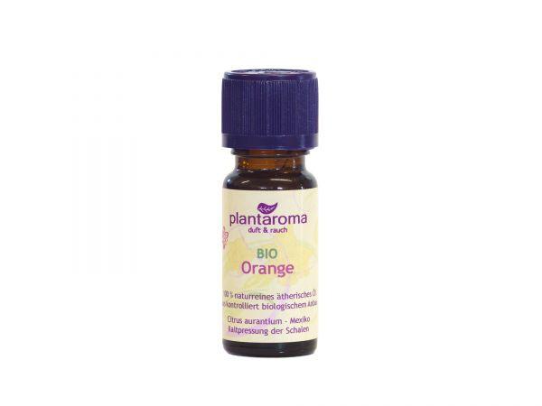 Orange BIO, 100 % naturreines ätherisches Öl