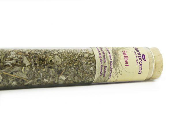 Salbeiblätter, 100 % naturreines Räucherwerk